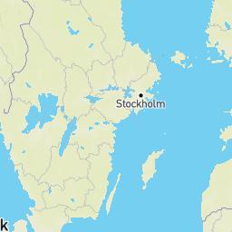 Wallanders Ystad Visit Sweden - Sweden map ystad