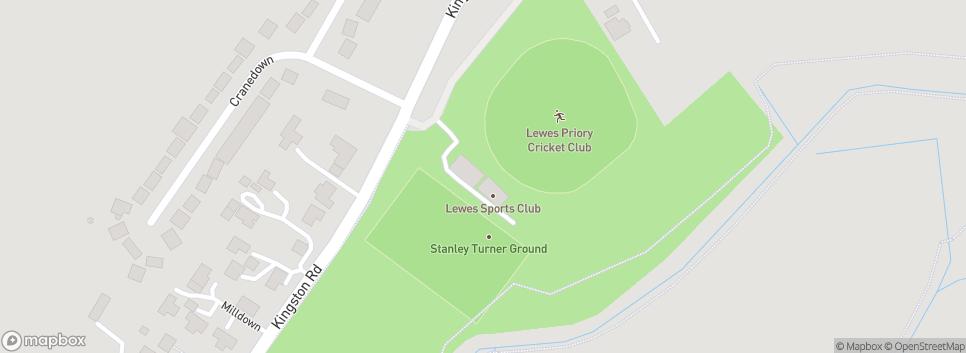 Lewes RFC Stanley Turner Ground