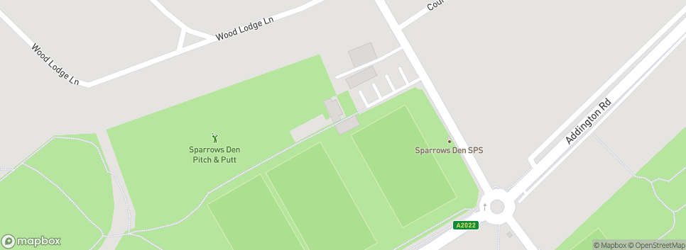 Beccehamian RFC Sparrow's Den