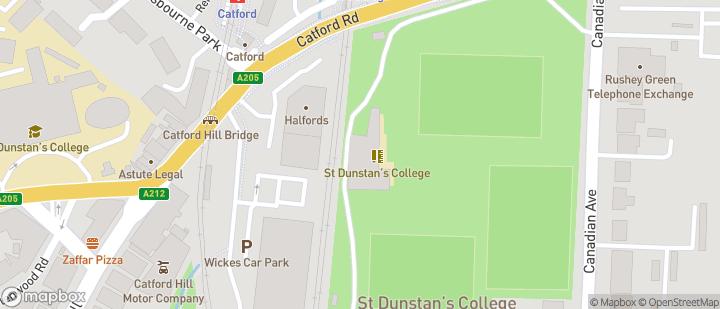 St Dunstans Jubilee Ground