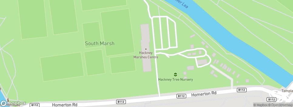 Old Streetonians RFC Hackney Marshes