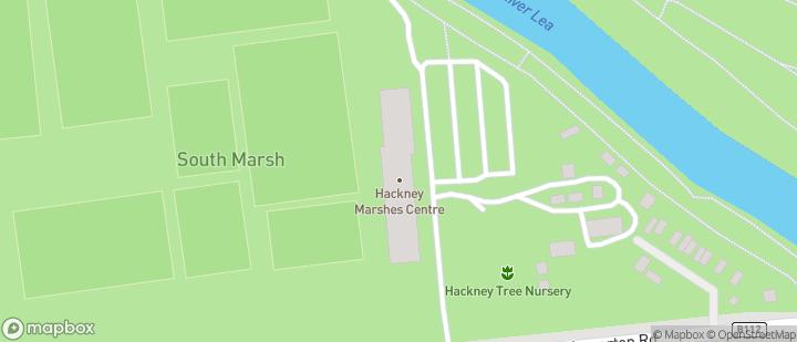 Hackney Marshes Centre