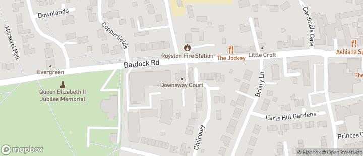 Royston (The Health Sports Centre)