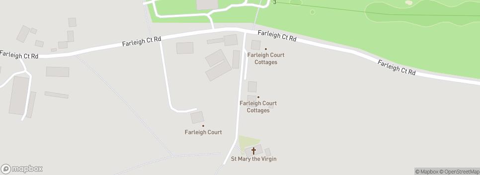 Warlingham F.C. 1 Church Lane