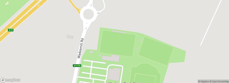 Ware FC Wodson Park