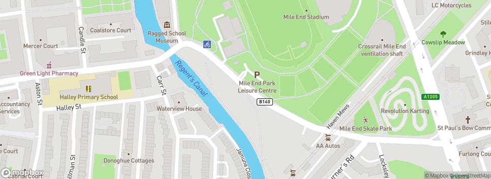 Tower Hamlets Football Club Mile End Stadium