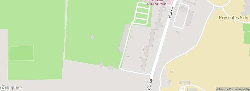 Hertford RFC Hoe Lane
