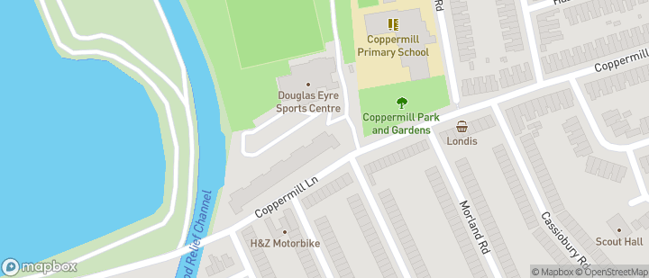 Douglas Eyre Sports Centre