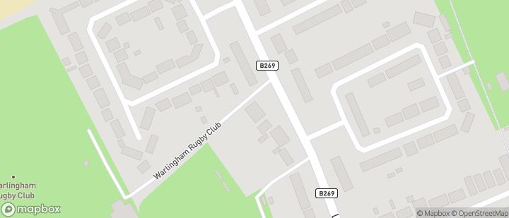 Warlingham RFC, Warlingham