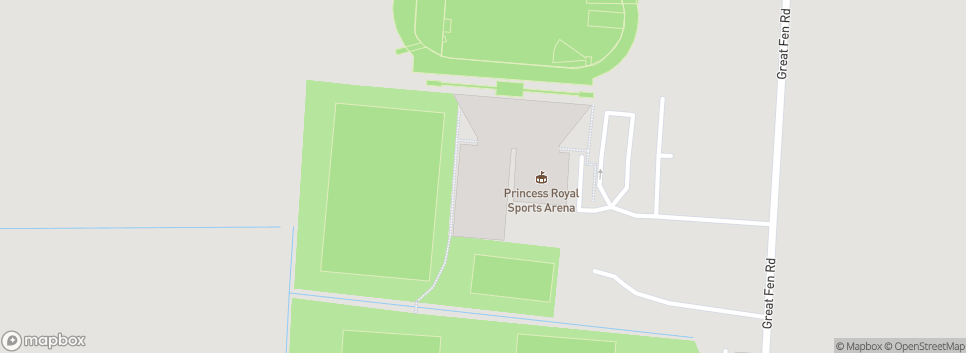 BOSTON RFC   Princess Royal Sports Arena