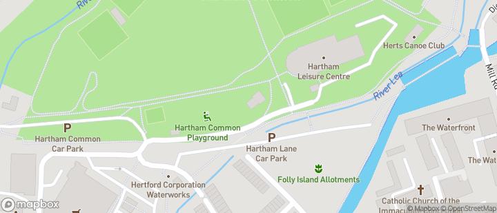 Bury Rangers (Hartham Common)