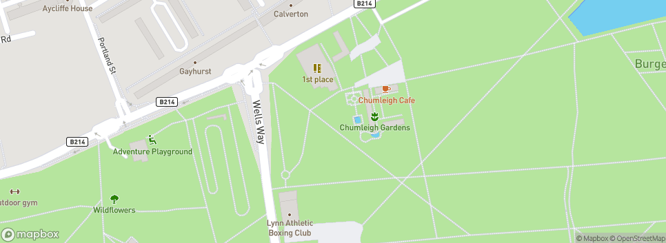 Southwark Tigers RFC Chumleigh Gardens