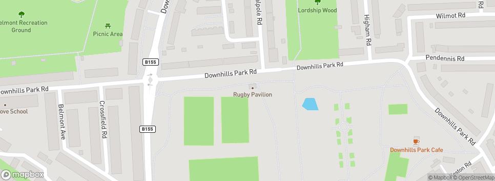Finsbury Park RFC Downhills Park Rd