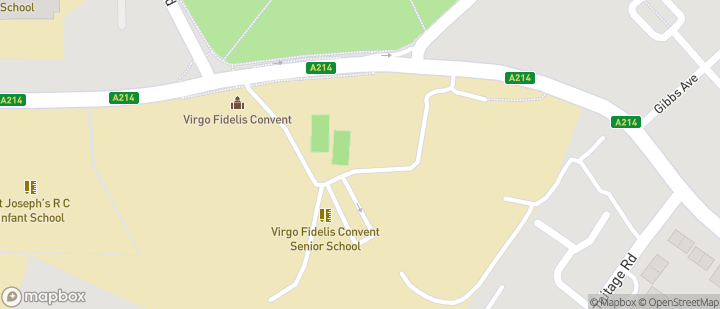 Virgo Fidelis Convent Senior School