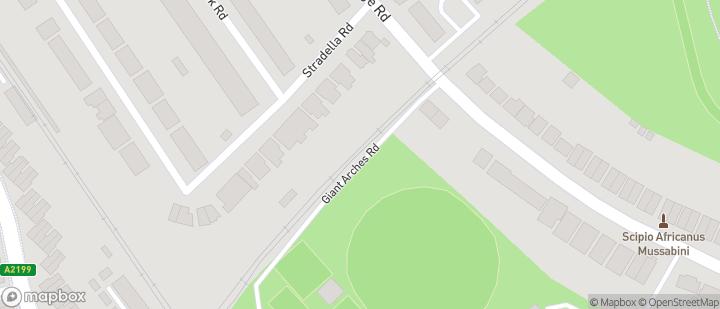 Dulwich - (Main Ground)