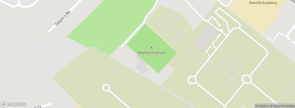 AFC Croydon Athletic Mayfield Stadium