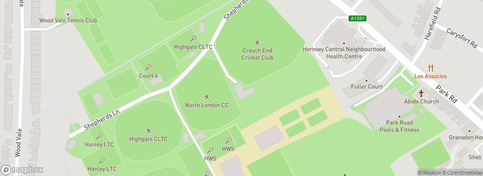 Crouch End Cricket Club The Calthorpe Ground