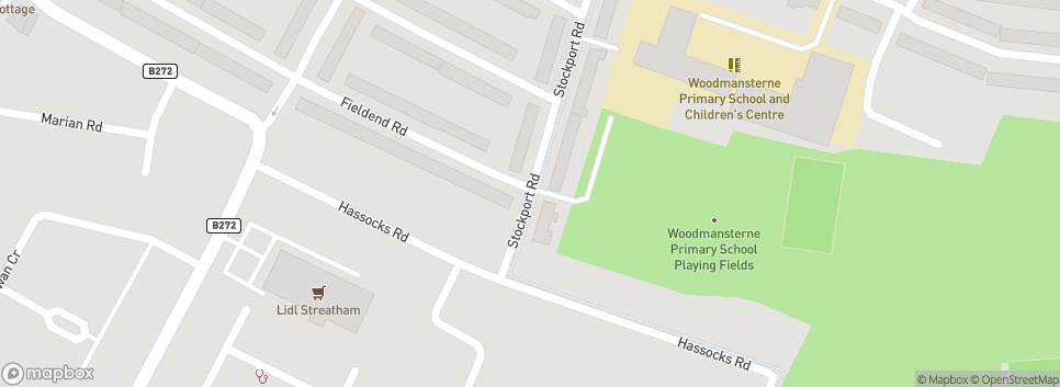 Brixton Bulls RLFC Woodmansterne Playing Fields