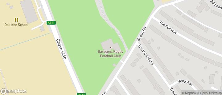 SARACENS AMATEUR RFC