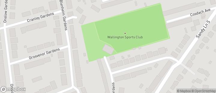 Wallington Cricket Club Ground