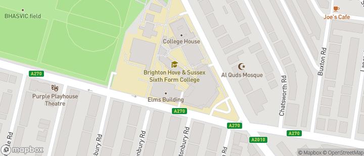 BHASVIC (Brighton, Hove and Sussex 6th Form College)