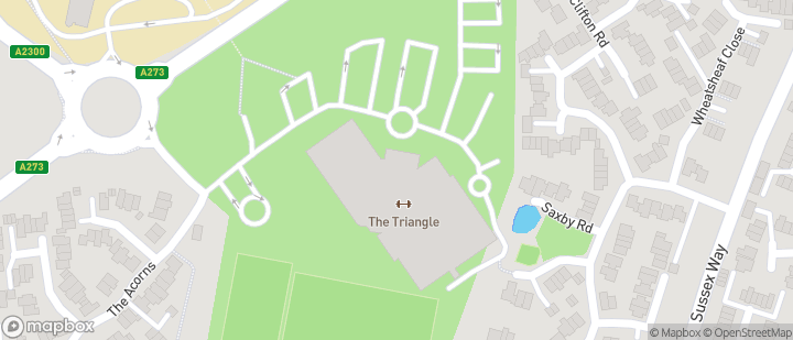 The Triangle - St Francis & Burgess Hill