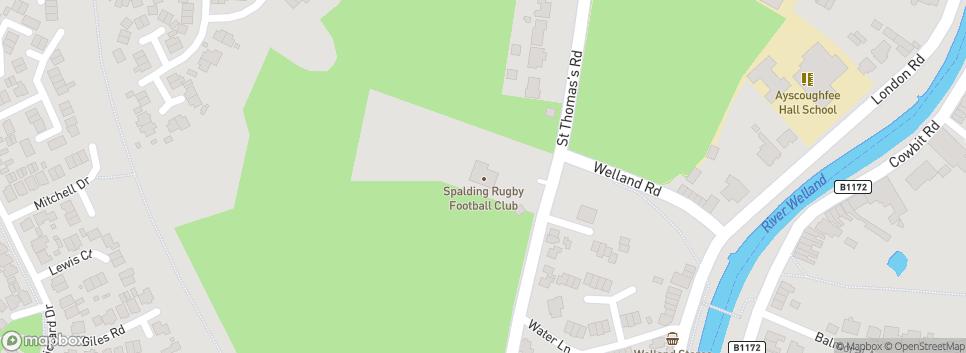 Spalding RFC Memorial Field