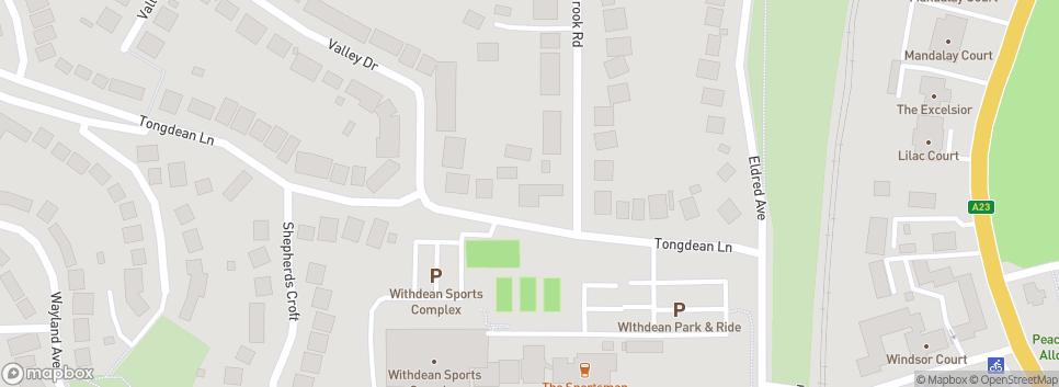 AFC Varndeanians Tongdean Avenue