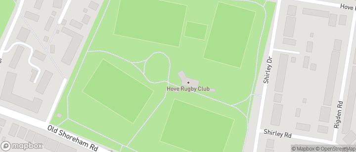 Hove Recreation Ground