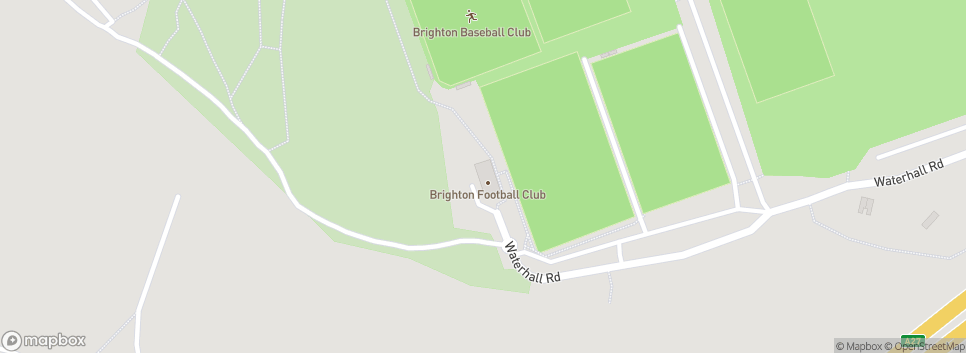 BRIGHTON FOOTBALL CLUB (RFU) Waterhall Playing fields