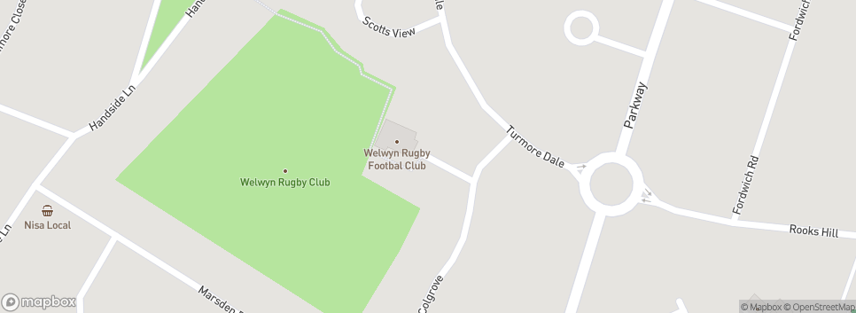 Welwyn RFC Hobbs Way