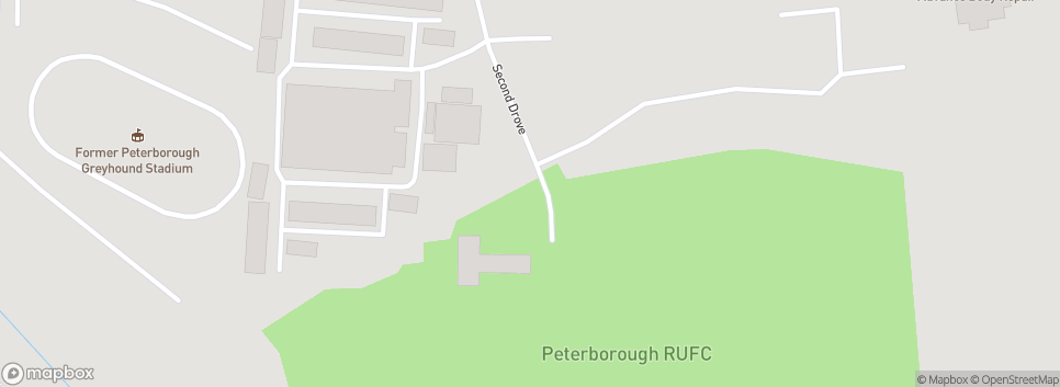 Peterborough Rugby Union FC Fortress Fengate