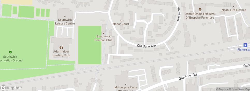 Portslade Athletic FC Old Barn Way
