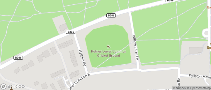 Putney Cricket Club Ground