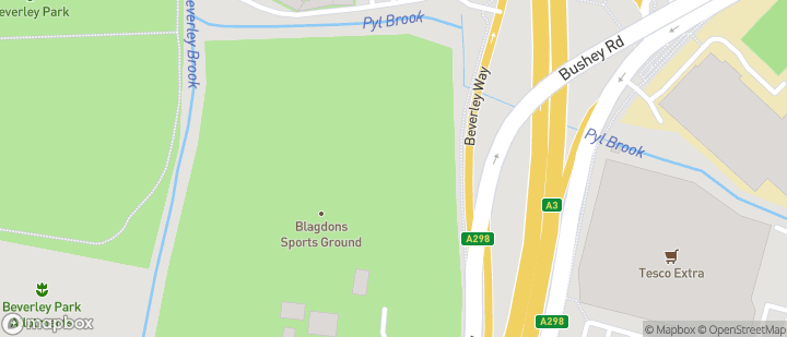Blagdons Sports Ground