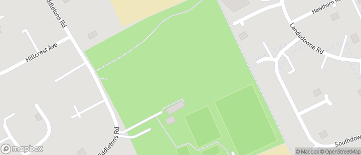 Yaxley Recreation Ground