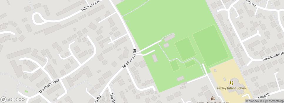 Cardea FC Middletons Road