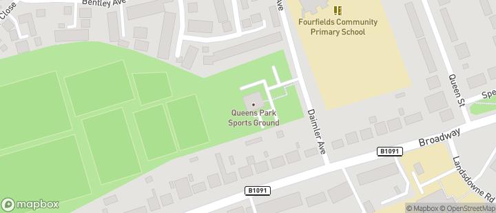 Queens Park, Yaxley