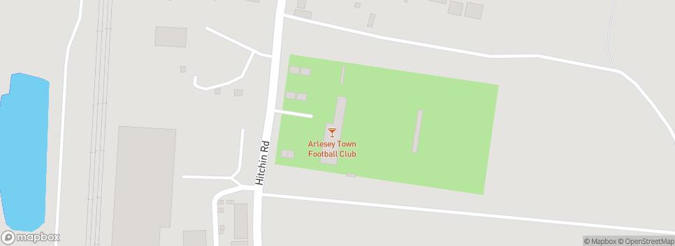 Baldock Town FC c/o Arlesey Town FC