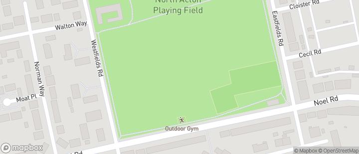 Football Samurai Academy, North Acton Playing Fields, Noel Road