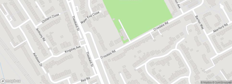 Old Haberdashers' RFC Croxdale Road