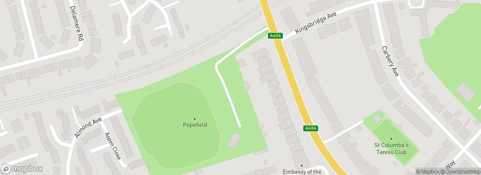 Actonians RFC Gunnersbury Drive