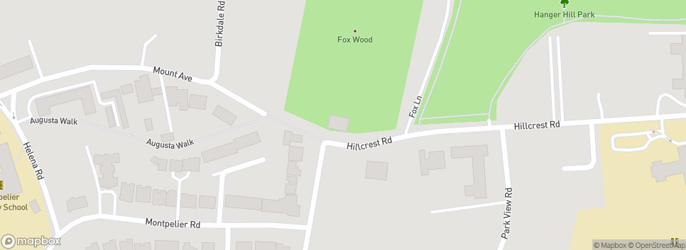 Acton Ealing Whistlers Football Club Fox Wood Nature Reserve