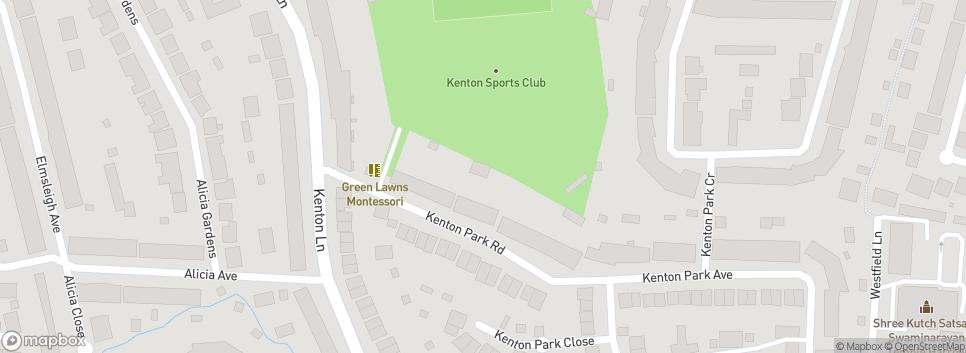 Kenton Cricket Club Kenton Park Road