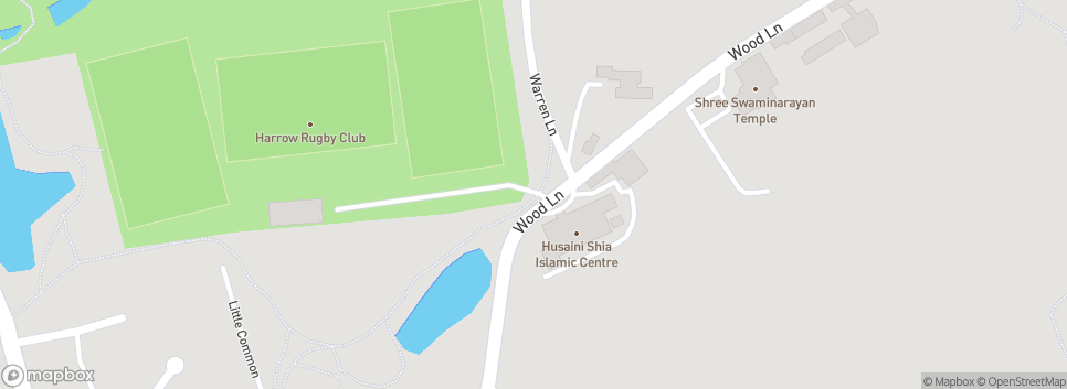 Harrow RFC Grove Field