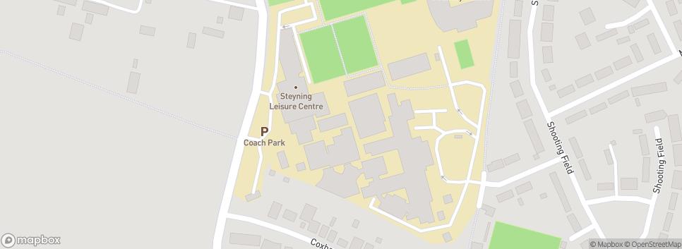 Steyning RFC Ground Location