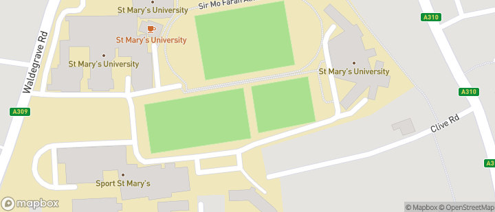 St Mary's University - Main Campus