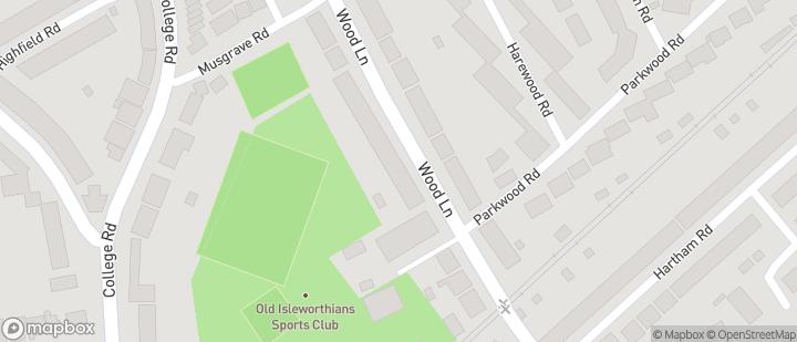 Old Isleworthians Main Pitch