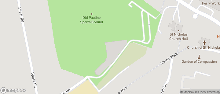 Old Pauline Cricket Club Ground