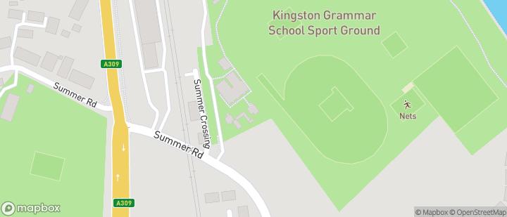 Kingston Grammar School Sports Ground (New Pitch)